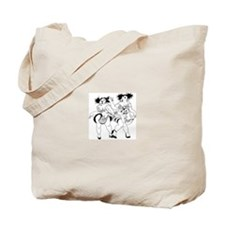 Cute Quinn deveaux Tote Bag