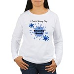 Chunky Dunk Women's Long Sleeve T-Shirt