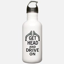 Get Head Water Bottle