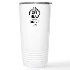 Get Head Ceramic Travel Mug