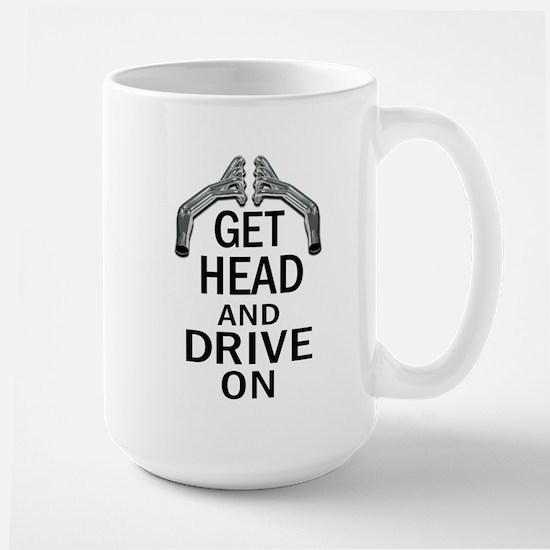 Get Head Large Mug