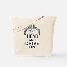 Get Head Tote Bag