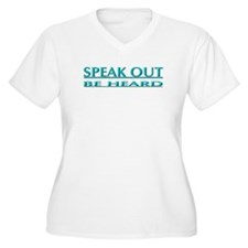 Unique Speak out T-Shirt