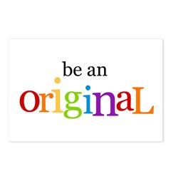 Be an Original (boy) Postcards (Package of 8)