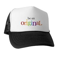 Be an Original (boy) Trucker Hat