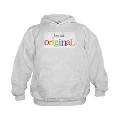 Be an Original (boy) Hoodie