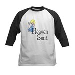 Heaven Sent Kids Baseball Jersey