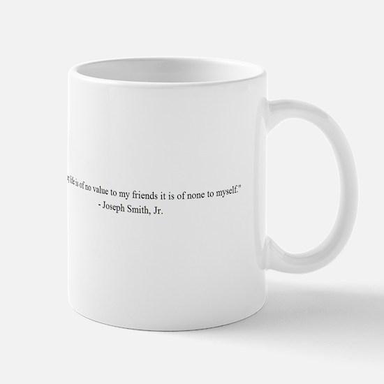 Joseph Smith, Jr. Mug
