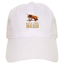 Save The Bees Baseball Cap