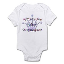 My Precious Face BRIGHT Infant Bodysuit