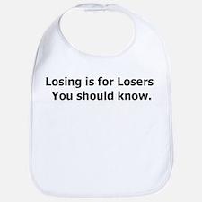Unique Losers Bib