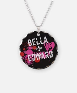 Bella + Edward Necklace