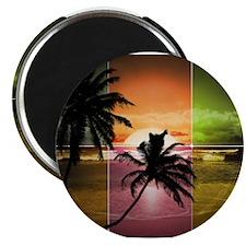 Summer Sunset Magnet