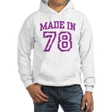 Made in 78 Hoodie