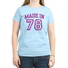 Made in 78 T-Shirt