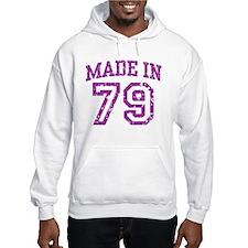 Made in 79 Hoodie