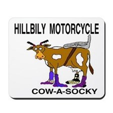 cow-a-socky Mousepad