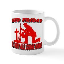red friday prayer Mug