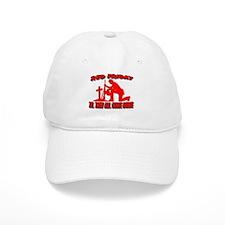red friday prayer Baseball Cap