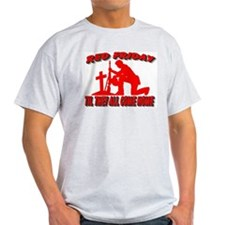 red friday prayer T-Shirt