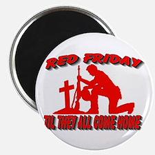 """red friday prayer 2.25"""" Magnet (10 pack)"""