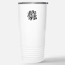 I'm With Stupid Stainless Steel Travel Mug