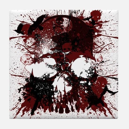 Skullmania Tile Coaster