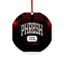 Phresh Ornament (Round)