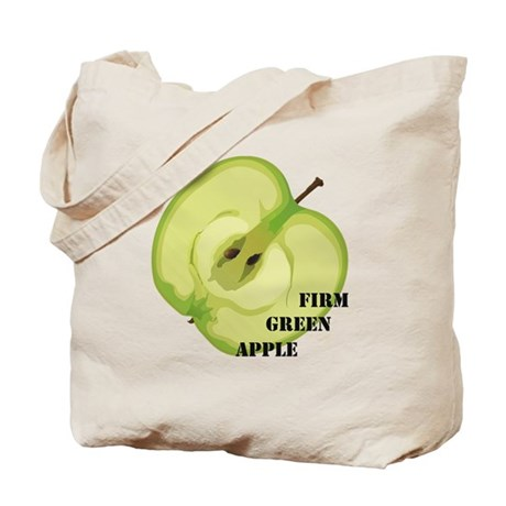 """Apple"" Tote Bag"