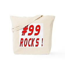 99 Rocks ! Tote Bag