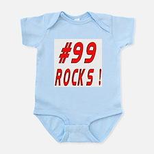 99 Rocks ! Infant Creeper