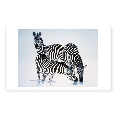 Animal Sticker (Rectangle)