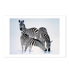 Animal Postcards (Package of 8)