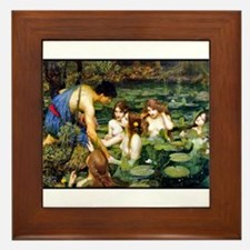 Best Seller Merrow Mermaid Framed Tile
