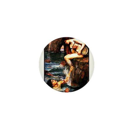 Best Seller Merrow Mermaid Mini Button (100 pack)