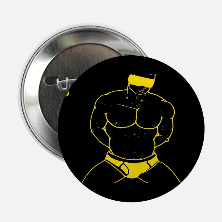 BLINDFOLD SUBMISSION-yellow/blk Button