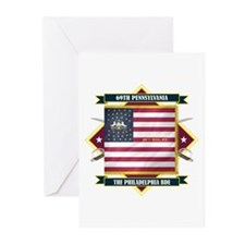 69th Pennsylvania Greeting Cards (Pk of 10)