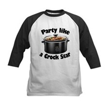 Party Like A Crock Star Tee