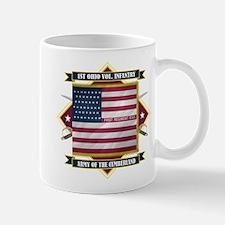 1st Ohio Volunteer Infantry Mug