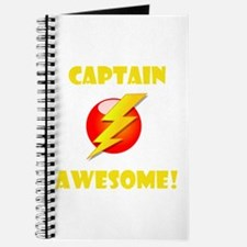 Captain Awesome! Journal