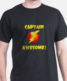 Captain Awesome! T-Shirt