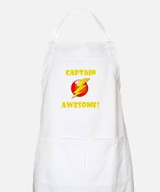 Captain Awesome! Apron