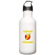 Captain Awesome! Water Bottle