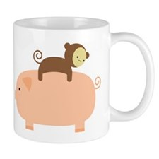 Baby Monkey Mug