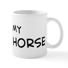 I Love Nonius Horse  Mug