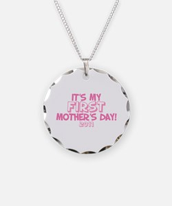 It's My First Mother's Day 2011 Necklace