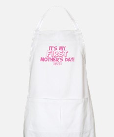 It's My First Mother's Day 2011 Apron