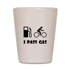 I Pass Gas! Shot Glass