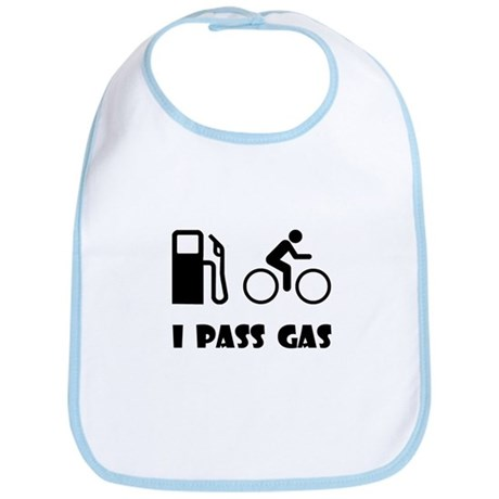I Pass Gas! Bib
