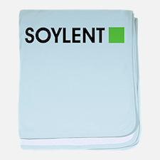 Soylent baby blanket